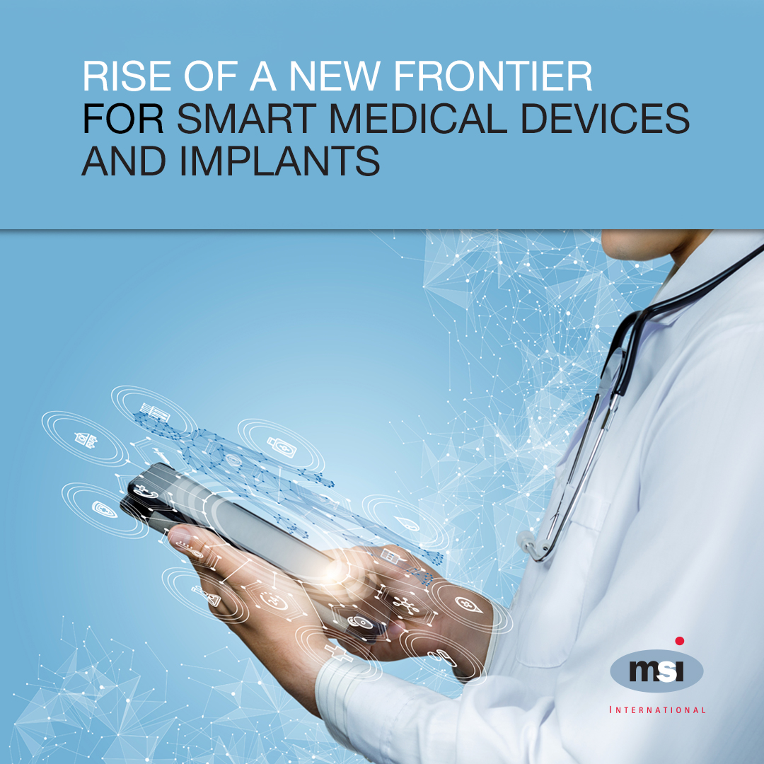 Smart Medical Devices and Implants